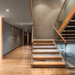 亲舍精品酒店楼梯设计