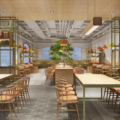 叁上叁空间设计【合肥八中餐厅】_3332849