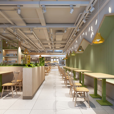 叁上叁空间设计【合肥八中餐厅】_3332850