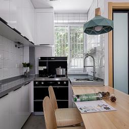 北欧小户型厨房设计