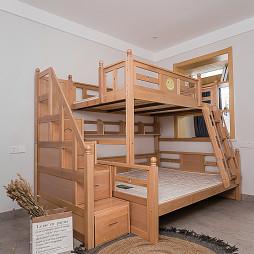 北欧小户型儿童房设计