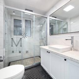 亮丽北欧浴室设计