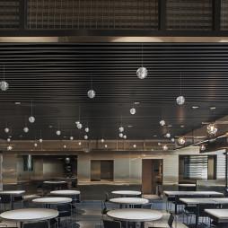 中餐厅概览设计效果