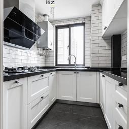 现代美式厨房设计