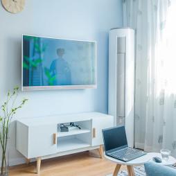 艺术北欧电视墙设计