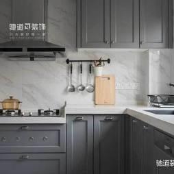 美式轻奢厨房设计