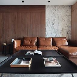 简欧三居沙发背景墙设计
