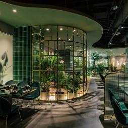 椰子鸡中餐厅设计