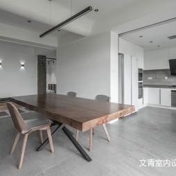 LOFT风格厨房餐厅设计