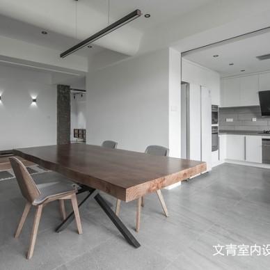 《空境》  打破常规之作 工业与阔境结合的空间设计 130方一层_3339610