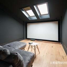 LOFT风格娱乐室设计