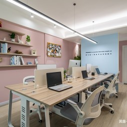 办公室办公区设计