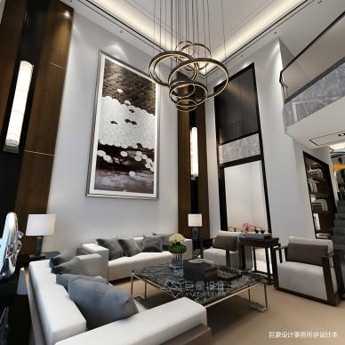 珠海现代风格别墅_3340008
