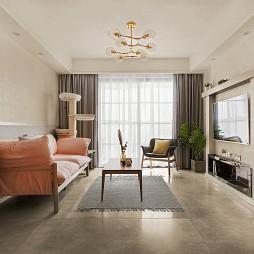 北欧风格三居客厅设计