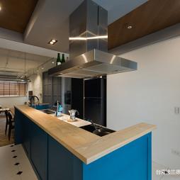 LOFT二居厨房设计