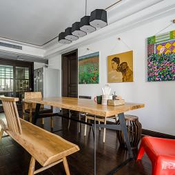 LOFT别墅餐厅设计