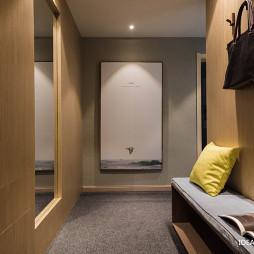 室内住宅设计实景案例—《灞业大境78㎡》_3342716