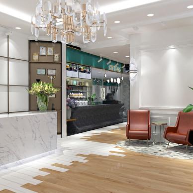 上海思忆餐饮管理公司办公室和品牌样板间_3342922