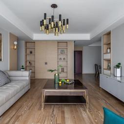 北歐客廳柜子設計