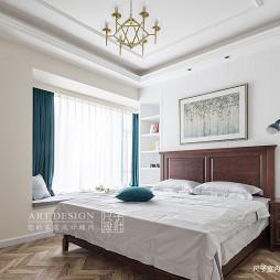 美式卧室设计欣赏