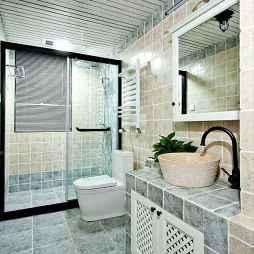 美式淋浴间设计欣赏