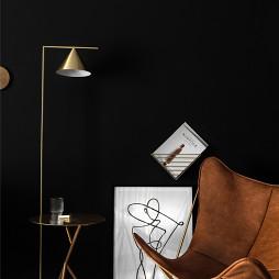 Dreamcatcher北欧风三居客厅灯设计图