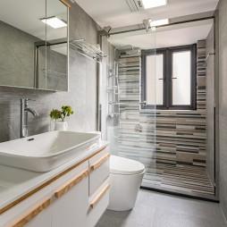 绿野地•二人居所北欧风淋浴房设计图