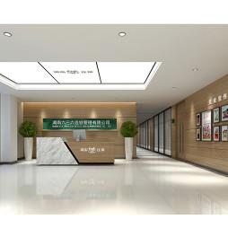 湖南白沙物流原办公楼改造设计_3351926