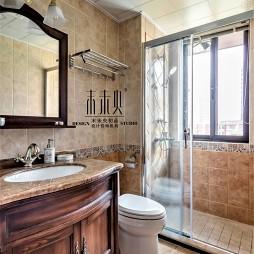最新美式卫浴实景图