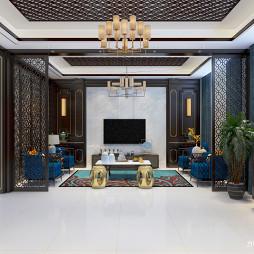 新中式设计-自建别墅-亳州_3353124
