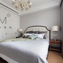 絮语美式卧室设计图