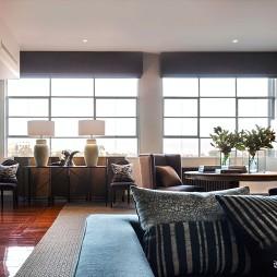 阁楼低语loft客厅设计图