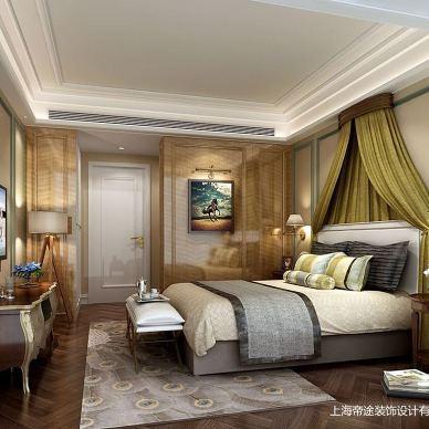 法式英伦风格设计-虹桥豪院_3358530
