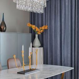 现代轻奢客厅装修设计图