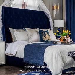 美图美式卧室装修设计图