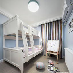 美图北欧儿童房设计图片