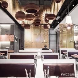 留下来砂锅---- 桐乡门店改造与空间设计_3365299