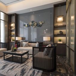 混搭酒店空间大厅设计