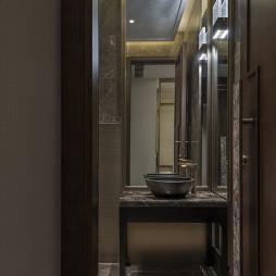 混搭酒店空间卫浴设计