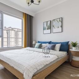 北欧风格三居卧室设计