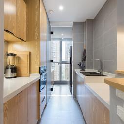 现代3居厨房设计