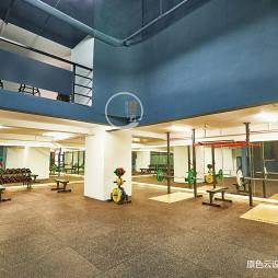 混搭体育中心场地设计