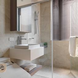 浮山静居北欧风格卫浴设计