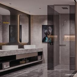 现代感卫浴设计