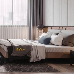 现代感卧室设计