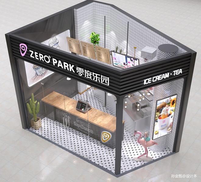 ZERO PARK零度乐园冰淇淋品牌