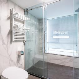 现代简洁卫浴设计
