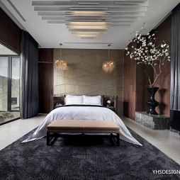 混搭天韵卧室设计