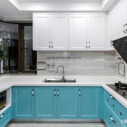 【睿智美式】厨房设计