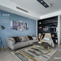 北欧风格-客厅设计